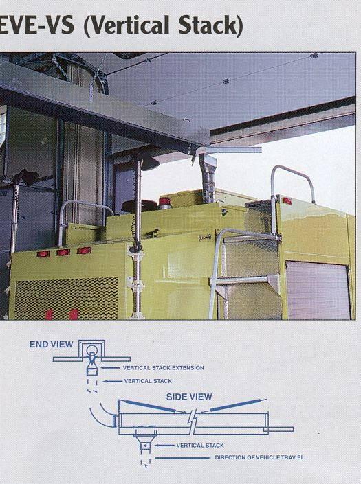 Exhaust Ventilation Systems For Garages : Emergency vehicle exhaust handling systems national
